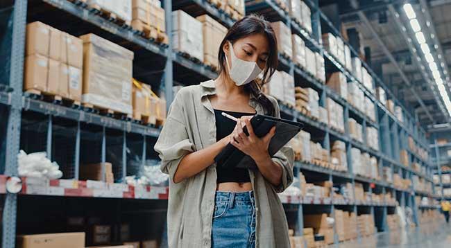 Control de Inventarios en una Empresa